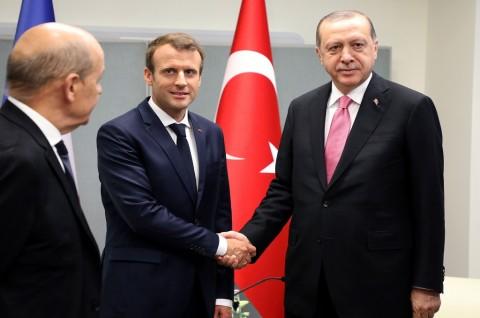Macron dan Erdogan akan Diskusikan Beragam Isu HAM