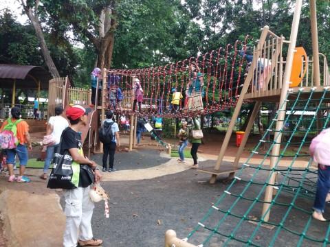 Taman Satwa Anak Ragunan Jadi Pilihan Orangtua
