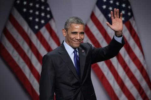 Obama Ungkap Lagu Favoritnya Sepanjang 2017