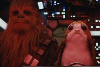 Proses di Balik Pembuatan Suara Porg di Star Wars: The Last Jedi