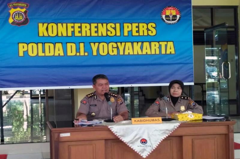 Kabid Humas Polda DIY AKBP Yulianto (kiri) -- medcom.id/Patricia Vicka