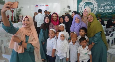 RI-Filipina Tandatangani Kerja Sama Pendidikan Islam
