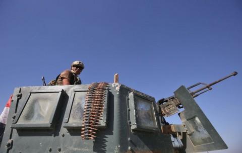 Pasukan Irak Tewaskan 15 Militan ISIS di Perbatasan Suriah