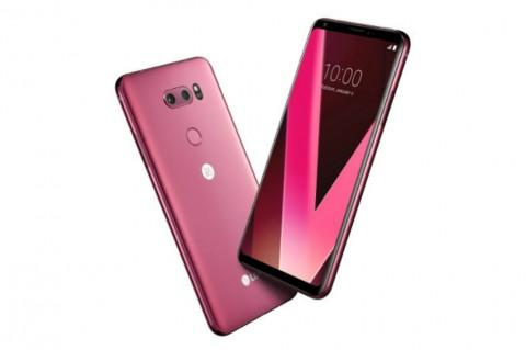 Warna Baru LG V30 Sapa Konsumen di CES 2018