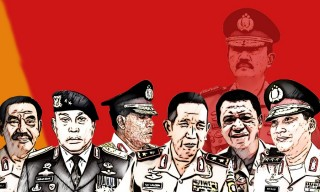 PDI-P dan Langkah Politik Jenderal Polisi