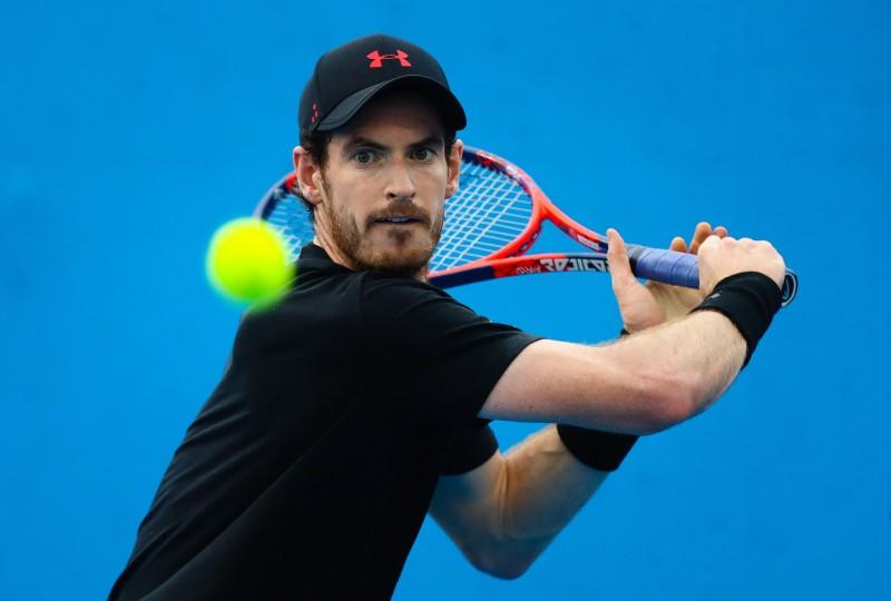Andy Murray-AFP/Patrick Hamilton