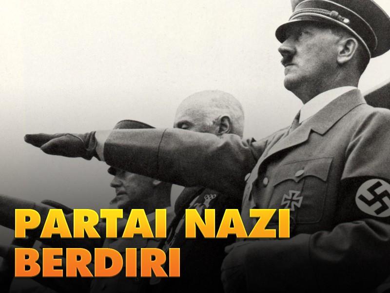 Hari Ini: Partai Nazi Berdiri