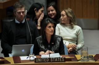 AS Tegaskan Berdiri di Belakang Warga Iran