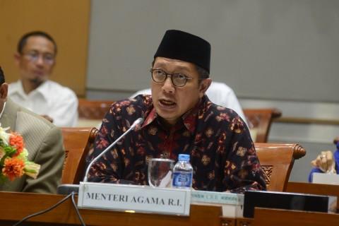 Menag Berharap Kuota Haji Indonesia tak Dikurangi