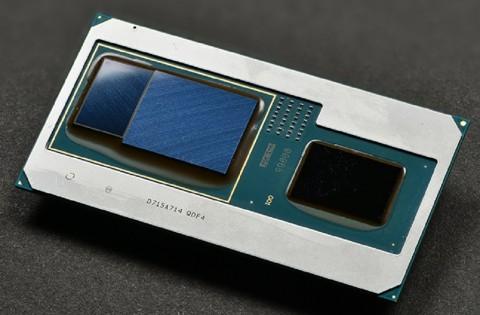 Inilah Prosesor Intel Teranyar, Pakai Kartu Grafis Radeon RX Vega M