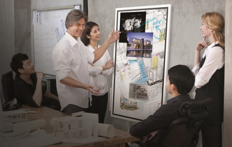 Papan Digital Samsung untuk Saingi Microsoft dan Google