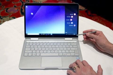 Samsung Notebook 9 Pen, Kolaborasi Galaxy Note dan Laptop