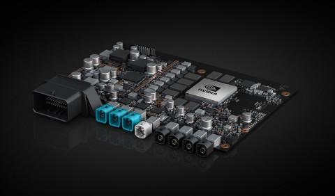 Xavier, Prosesor Anyar NVIDIA untuk Mobil Otonom