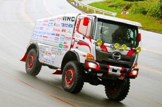 Hino Umbar Performa Ranger 500 di Dakar Rally 2018