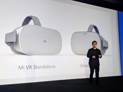 Oculus Kerja Sama dengan Xiaomi, Luncurkan Oculus Go dan Mi VR Standalone