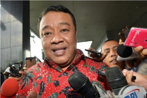 NasDem DKI Minta Bambang Widjojanto tak Banyak Omong