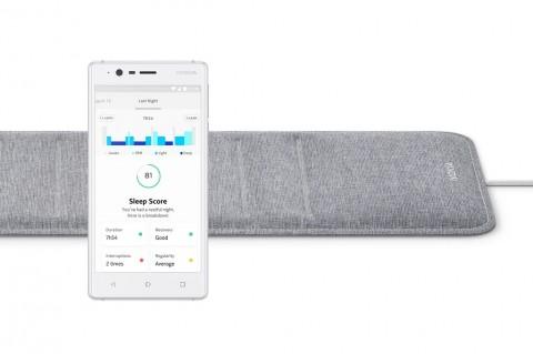 Nokia Punya Sensor Kasur untuk Deteksi Kualitas Tidur