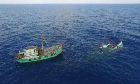 Jusuf Kalla: UU tak Wajibkan Peledakan Kapal Asing Pencuri Ikan