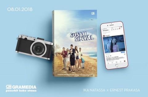 Film Susah Sinyal Rilis Versi Novel