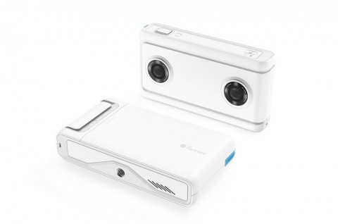 Lenovo Mirage Camera Bisa Siarkan VR 180 Derajat Ke YouTube