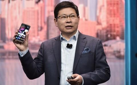 Kontrak Dibatalkan Operator AS, CEO Huawei Meradang