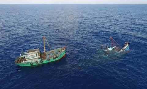 Satgas IUU Fishing: Opsi Penenggelaman Kapal Paling Tepat