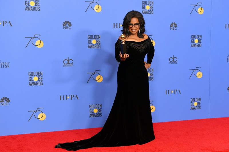 Oprah Winfrey (Foto:AFP/Getty Images/Kevin Winter)