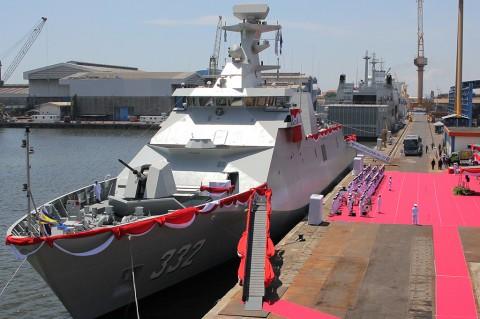 KRI I Gusti Ngurah Rai, Kapal Perang Baru TNI AL
