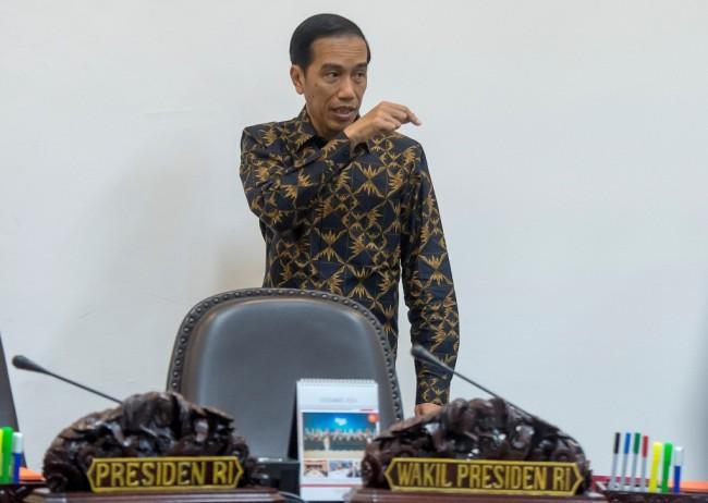 Presiden Joko Widodo. (FOTO: ANTARA/Widodo S. Jusuf)