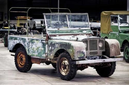 ?Rayakan ulang tahun ke-70, Land Rover kembalikan kejayaan model