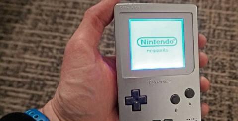 Game Boy Bangkit Lagi di CES 2018