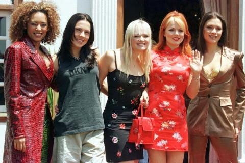 Mel B Belum Menyerah Upayakan Reuni Spice Girls