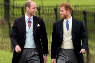 Pangeran Harry Belum Minta Pangeran William Jadi Pendamping Pria di Pernikahannya