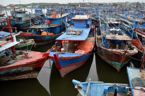 Nelayan Pengguna Alat Tangkap Garok di Cirebon Resah