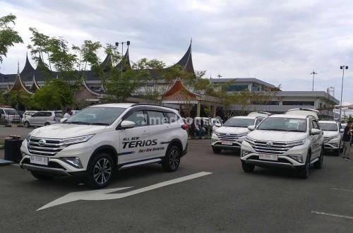 Daihatsu ungkap alasan harga All New Terios tak naik.