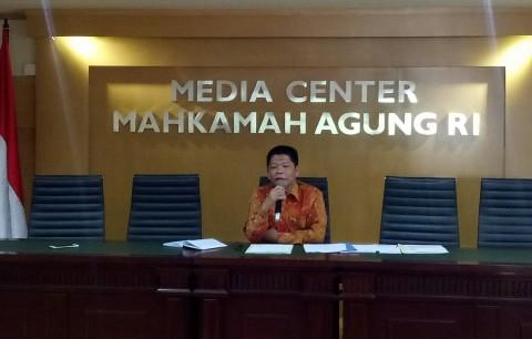 MA Rekrut 1.577 Calon Hakim di 2017