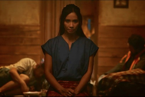 Marsha Timothy dalam Marlina si Pembunuh dalam Empat Babak