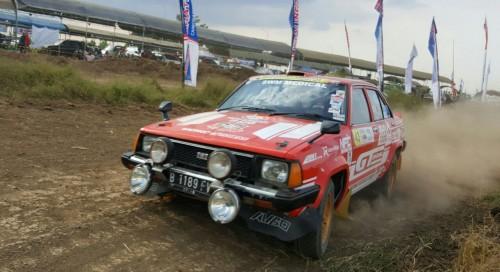IMI sudah merilis jadwal kejurnas sprint rally dan kejurnas