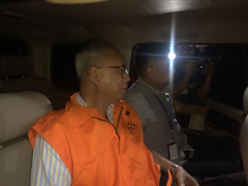 KPK resmi menahan dokter Rumah Sakit (RS) Medika Permata Hijau Bimanesh Sutarjo. Foto: Medcom.id/Juven Martua Sitompul