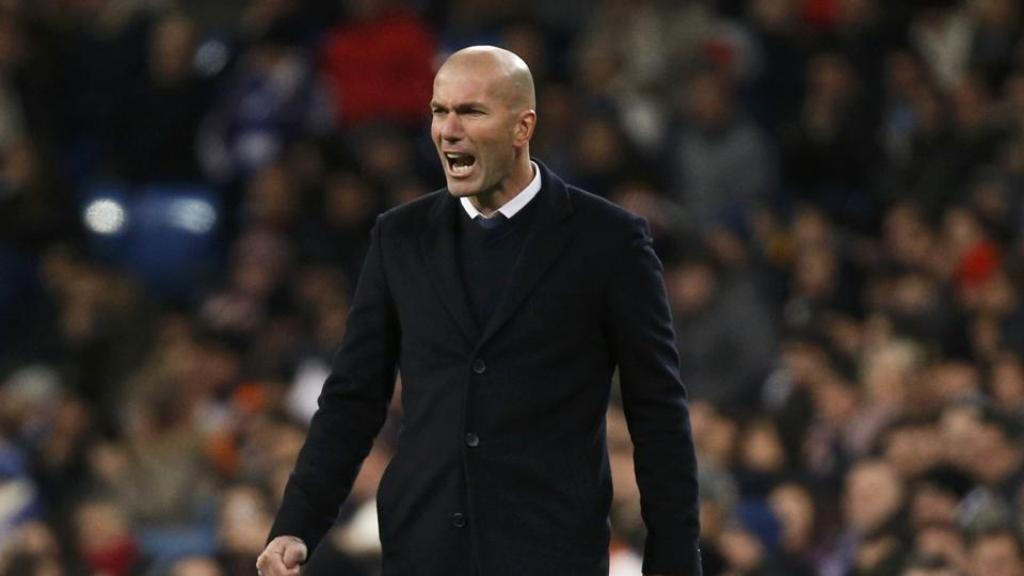 Zinedine Zidane (Foto: realmadrid.com)