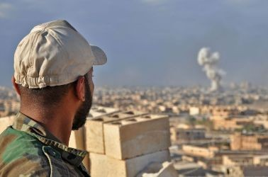 Militer Suriah masih terus melakukan perlawanan terhadap kelompok pemberontak (Foto: AFP).