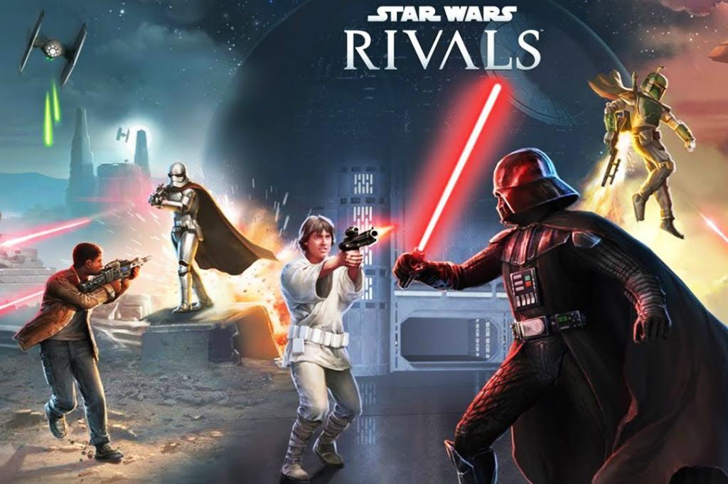 Lucasfilm dan Disney mengumumkan game mobile Star Wars: Rival untuk Android dan iOS.
