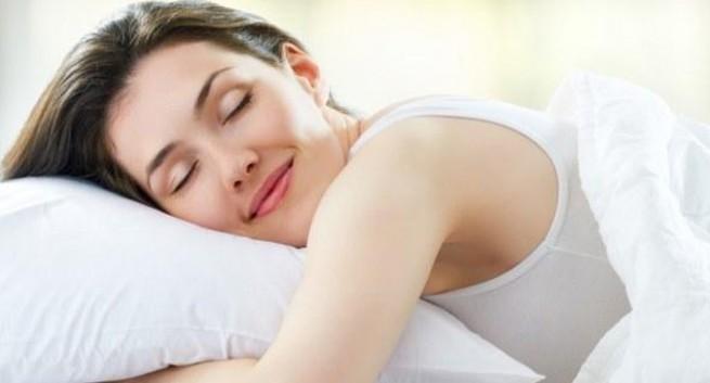Durasi Tidur yang Lama Membuat Pola Makan Makin Sehat (Foto: shutterstock)