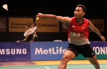 Bekap Pebulu Tangkis Malaysia, Tommy Sugiarto Lolos ke Final