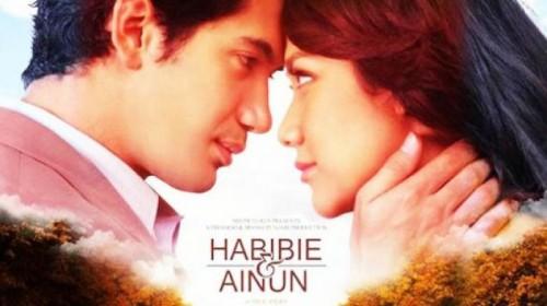 Habibie Ainun mengangkat kehidupan BJ Habibie (Foto: mdpictures)