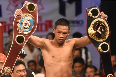 Daud Yordan Ingin Bawa Pulang Gelar WBA ke Indonesia