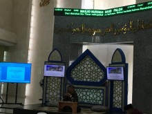 Menarik Minat 'Kids Zaman Now' Datang  ke Masjid