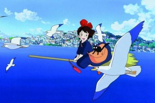 Kiki's Delivery Service, sebuah film animasi klasik karya