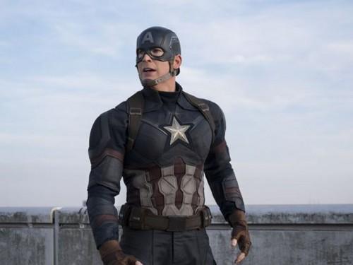 Chris Evans, aktor pemeran Steve Rogers atau Captain America