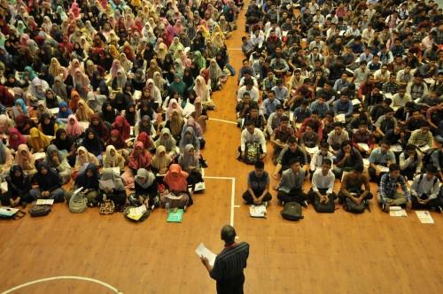 Sejumlah peserta lulus seleksi SNMPTN di Aceh, 16 Mei 2017, Ant